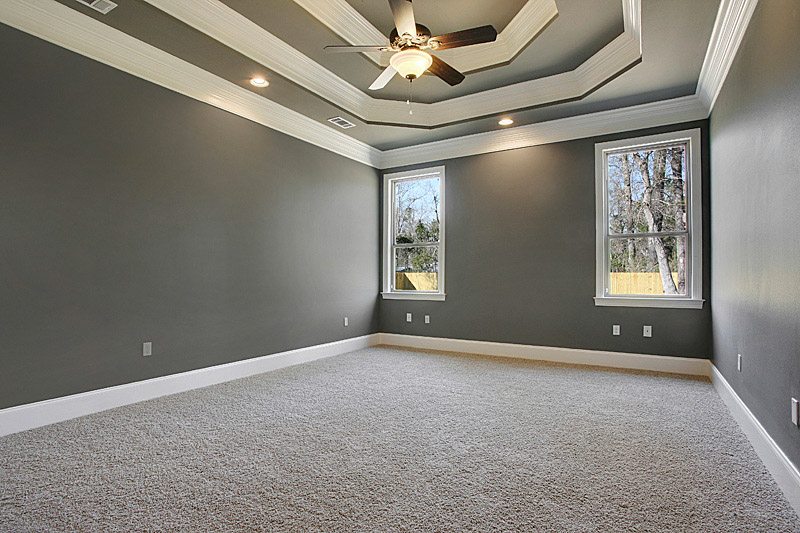 coffered ceilings master bedroom
