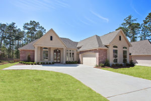 madisonville la home front view