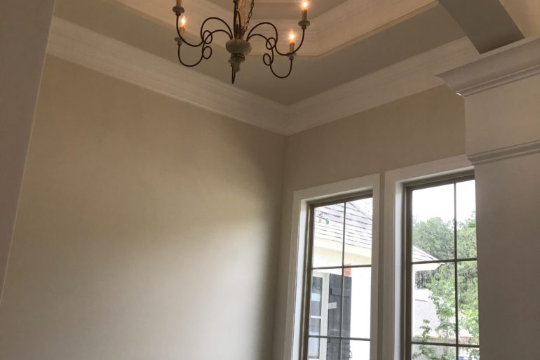 madisonville home for sale dining room